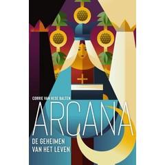 A3 Boeken Arcana de geheimen van het leven (Boek)