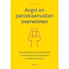 Deltas Angst en paniekaanvallen overwinnen (Boek)