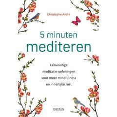 Deltas 5 Minuten mediteren (Boek)