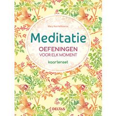 Deltas Meditatie oefening kaartenset (1 set)