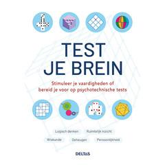 Deltas Test je brein (Boek)