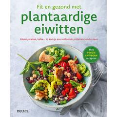 Deltas Fit en gezond met plantaardig eiwit (Boek)
