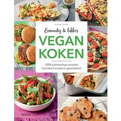 Deltas Eenvoudig & lekker vegan koken (Boek)