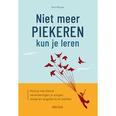 Deltas Niet meer piekeren kun je leren (Boek)