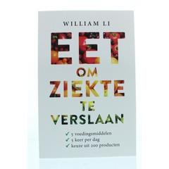 Ankh Hermes Eet om ziekte te verslaan (Boek)