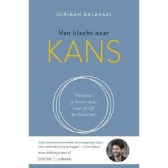 Ankh Hermes Van klacht naar kans (Boek)
