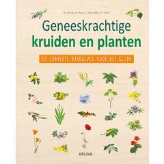 Deltas Geneeskrachtige kruiden & planten (Boek)