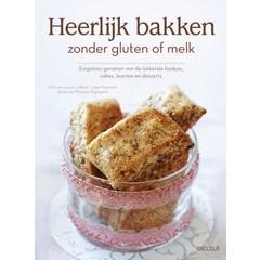 Deltas Heerlijk bakken zonder gluten of melk (Boek)