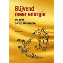 A3 Boeken Blijvend meer energie volgens de 5 elementen (Boek)