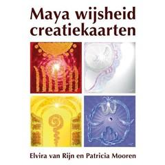 A3 Boeken Maya wijsheid creatiekaarten (1 set)