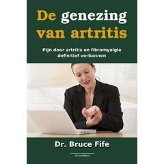 Succesboeken De genezing van artritis (Boek)