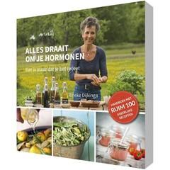 Rineke Books Alles draait om je hormonen (Boek)
