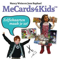 A3 Boeken Mecards4kids zelfiekaarten maak je zo (1 set)