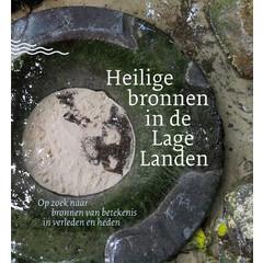 A3 Boeken Heilige bronnen in de lage landen (boek)