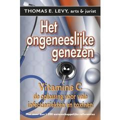 Succesboeken Het ongeneeslijke genezen (Boek)