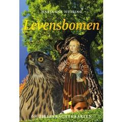A3 Boeken Levensbomen 68 zielskrachtkaarten (1 set)