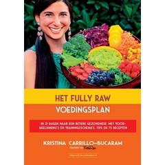 Succesboeken Het fully raw voedingsplan (Boek)