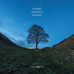 A3 Boeken De aarde de hemel en de bomen (Boek)