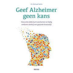 Deltas Geef Alzheimer geen kans (Boek)