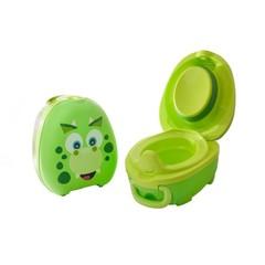 Jippies My carry potty dino (1 stuks)