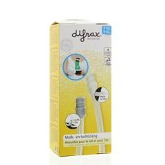 Difrax Melk en luchtslang (2 stuks)