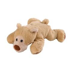 Warmies Mini beer liggend uitneembare vulling (1 stuks)