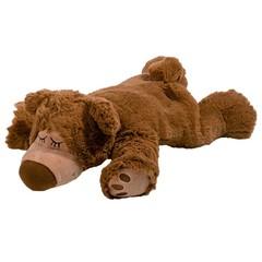 Warmies Sleepy bear licht bruin (1 stuks)