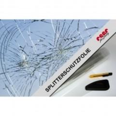 Reer Glasfolie met UV bescherming (1 stuks)