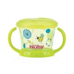 Nuby Design snackhouder 12 maanden+ (1 stuks)