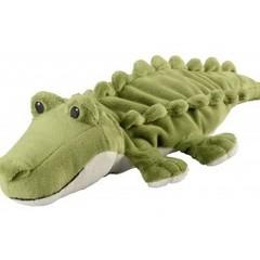 Warmies Mini krokodil (1 stuks)