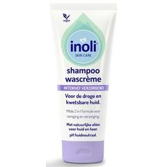 Inoli Shampoo wascreme vegan (200 ml)