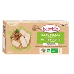 Babybio Babykoekje hazelnoot 12 maanden (160 gram)