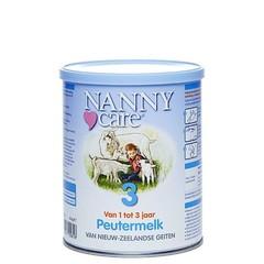 Nannycare Peutermelk van geiten 3 (400 gram)