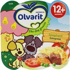 Olvarit Spaghetti bolognese 12M06 (230 gram)