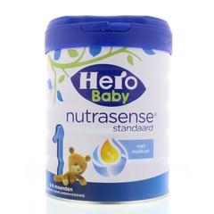 Hero 1 Nutrasense standaard 0-6 maanden (800 gram)