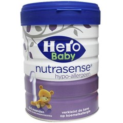 Hero 1 Nutrasense HA 0 - 6 maanden (700 gram)