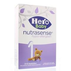 Hero Baby nutrasense hypoallergeen 1 (180 gram)