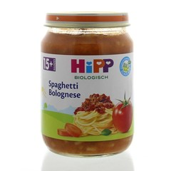 Hipp Spaghetti bolognese (250 gram)