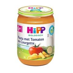 Hipp Pasta tomaat courgette (190 gram)