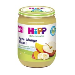 Hipp Mango banaan appel (190 gram)