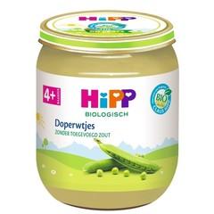 Hipp Doperwtjes (125 gram)