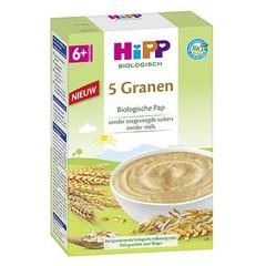 Hipp 5 Granen pap bio (200 gram)