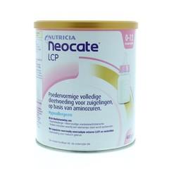 Neocate Dieetvoeding LCP 561336 (400 gram)