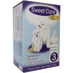 Sweetcare Standaard 3 opvolgmelk 10 tot 18 maanden (800 gram)