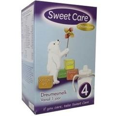 Sweetcare Standaard 4 dreumesmelk 12 maanden plus (800 gram)