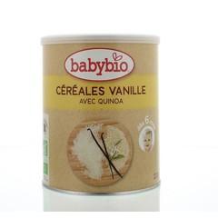 Babybio Vanillegranen vanaf 6 maanden (220 gram)