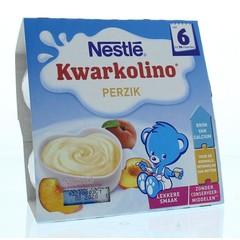 Nestle Kwarkolino perzik (4 x 100 gram)