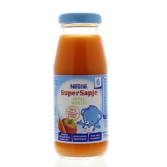 Nestle Supersapje appel wortel (175 ml)