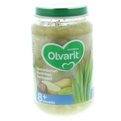Olvarit Sperziebonen rundvlees aardappel 8M04 (200 gram)