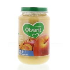Olvarit Appel perzik koek 8M52 (200 gram)